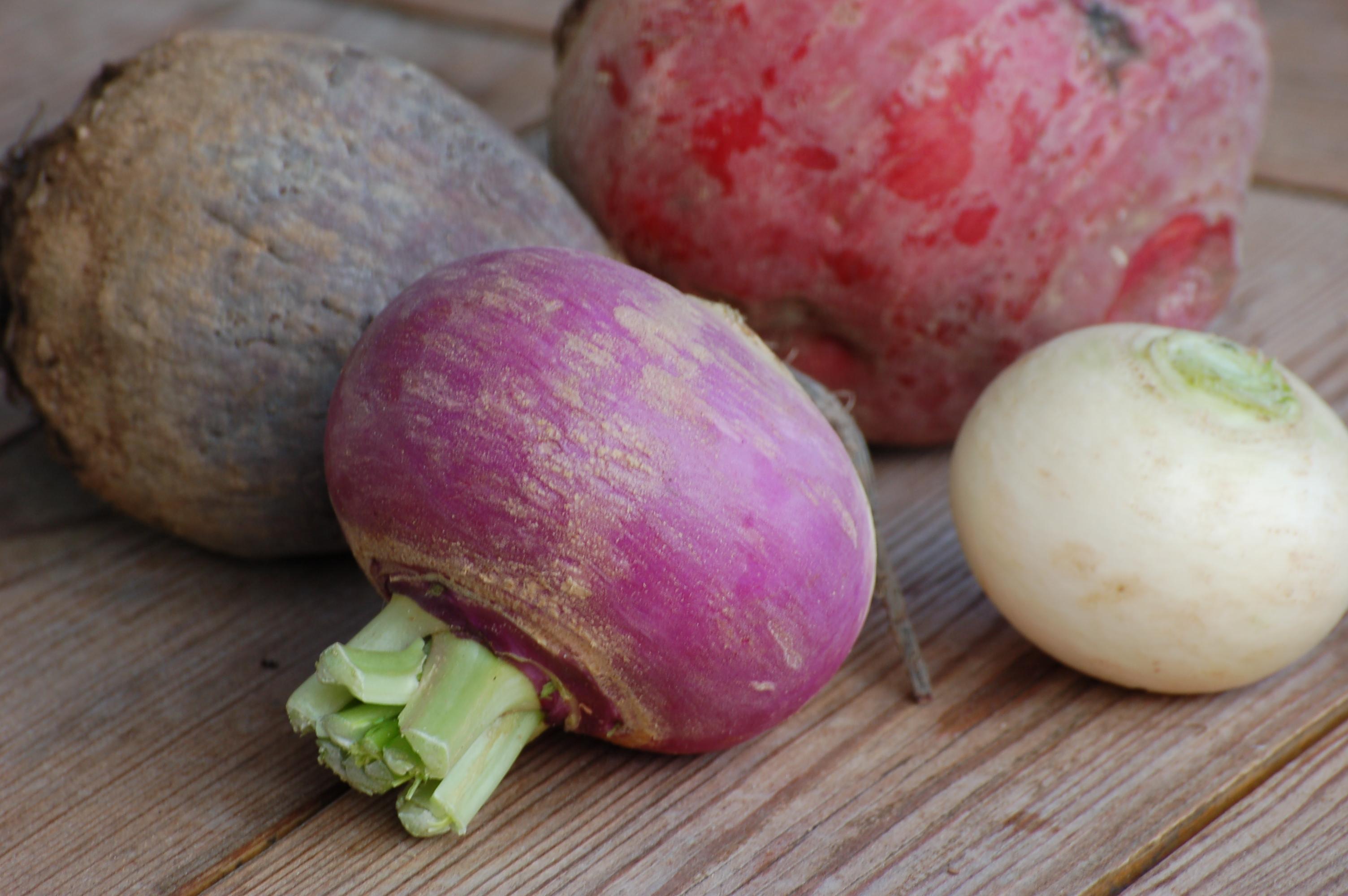 Navetten Gemüse